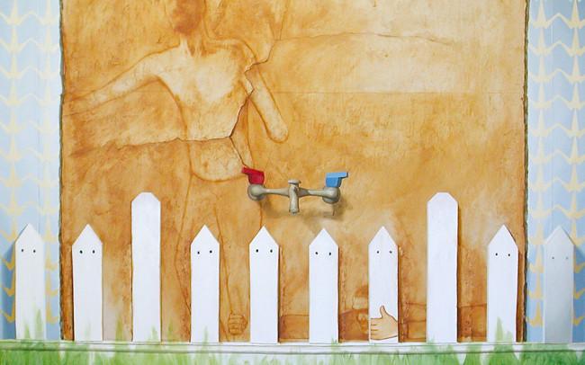 Phillip Adams Interior painting