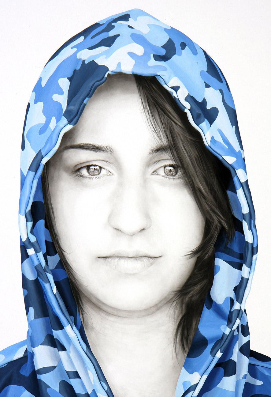 Phillip Adams Matterhorn Portrait Caroline