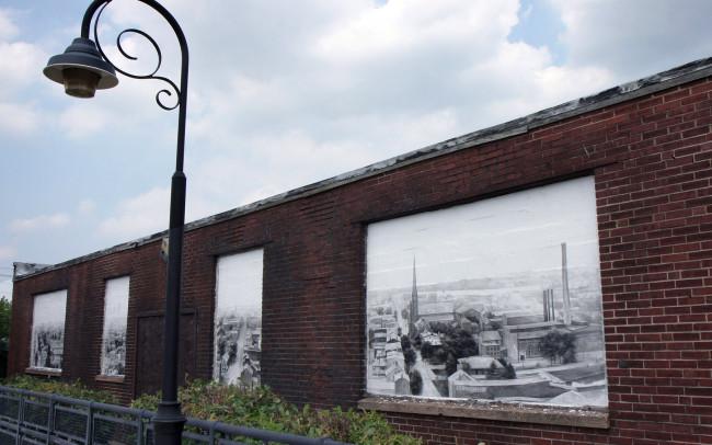 Phillip Adams Trenton Mural