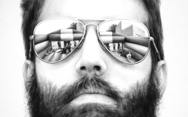 Phillip Adams Solipsist Portrait Jamie