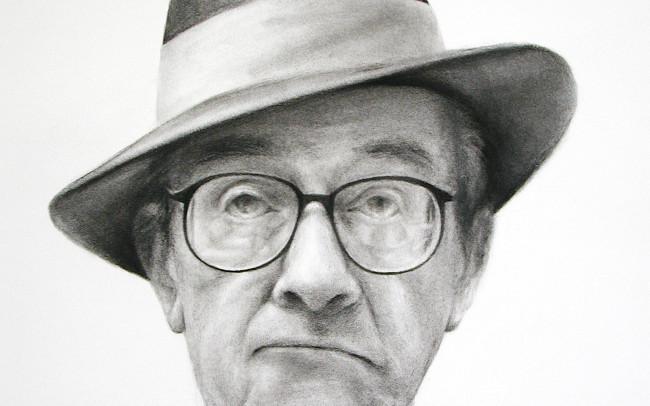 Phillip Adams Alan Greenspan