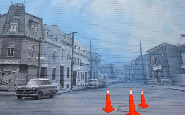 Phillip Adams Elements Air Mural
