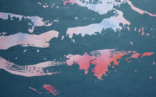 Phillip Adams Beautiful Spectrum Autism Mural