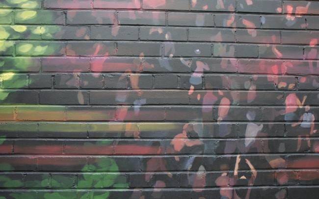 Phillip Adams Montréal Summer Mural