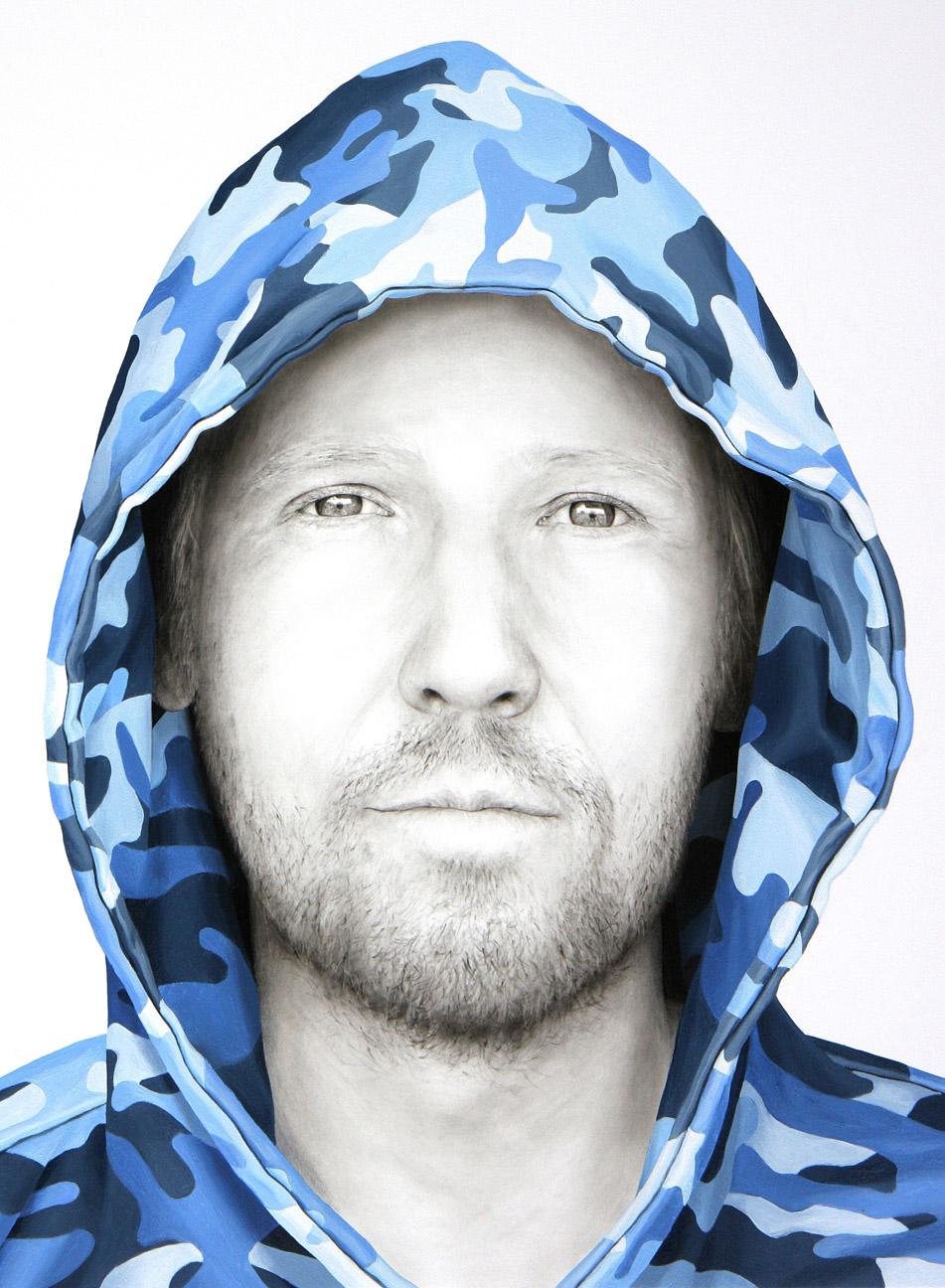 Phillip Adams Matterhorn Portrait David