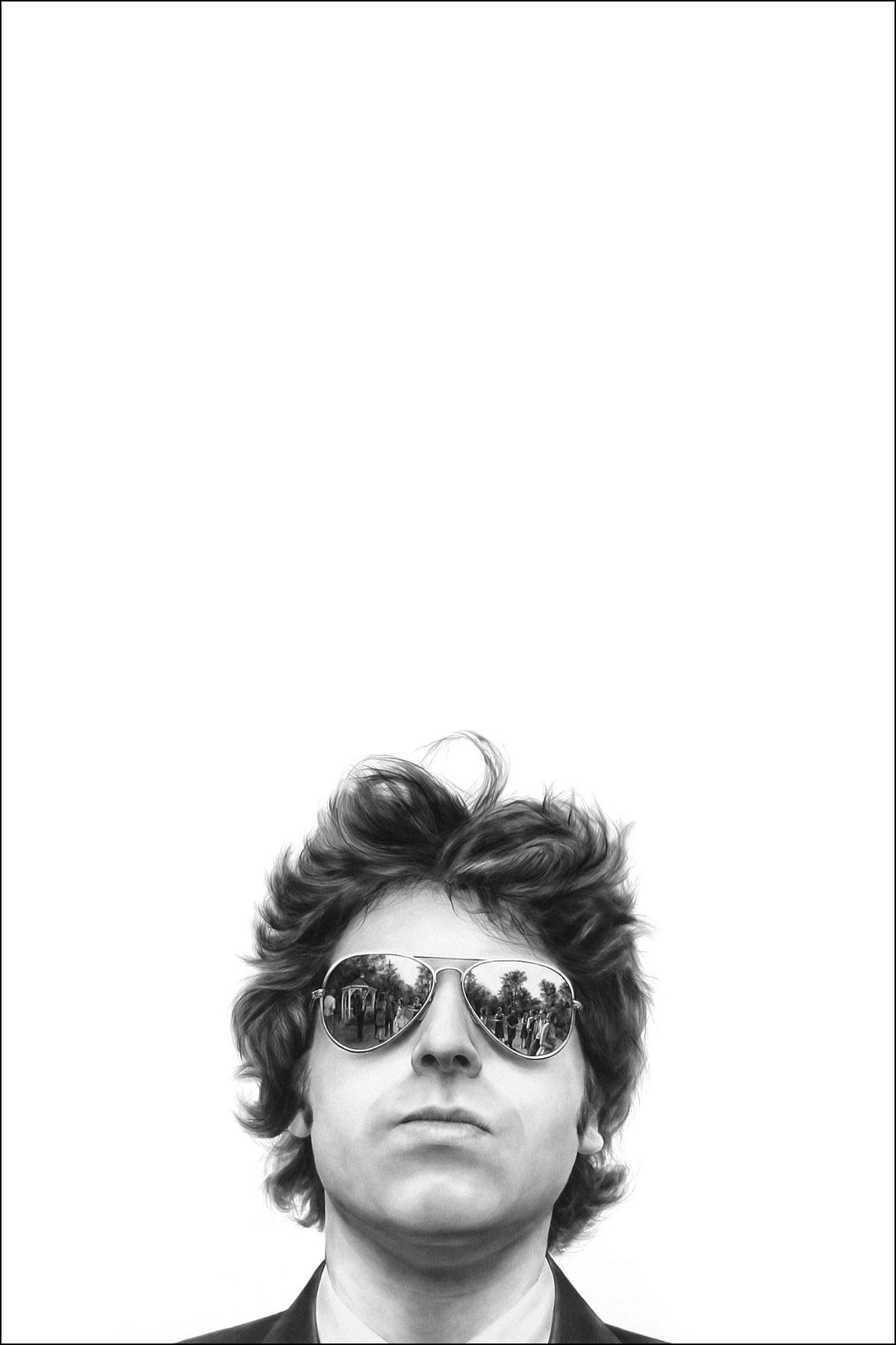 Phillip Adams Solipsist Portrait Chase