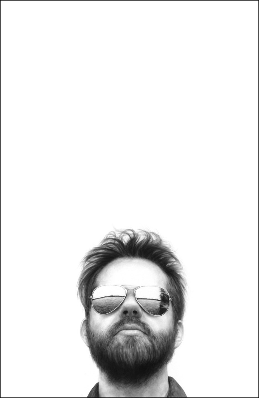Phillip Adams Solipsist Portrait Jeff