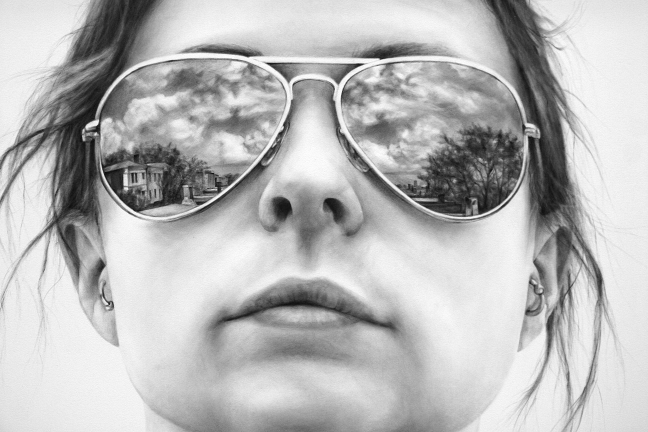 Phillip Adams Solipsist Portrait Sara